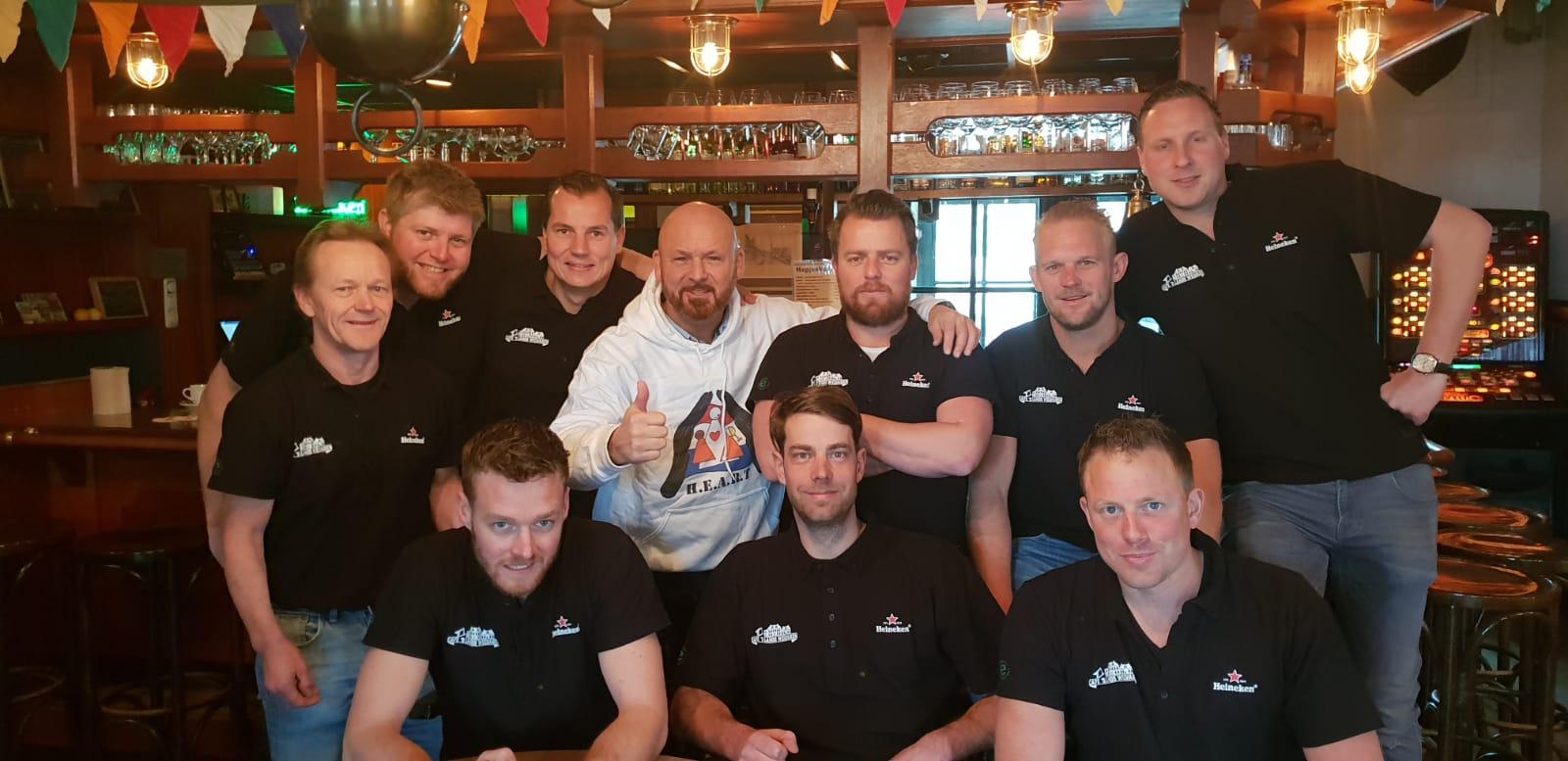 Cafe 's Lands Welvaren steunt H.E.A.R.T