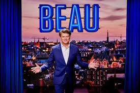 Vanavond bij Beau onze voorzitter te gast!